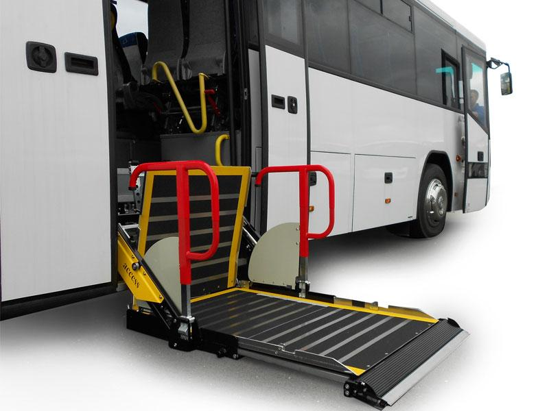 Accessibility Solutions City Bus lifts