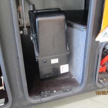 Access™ MEGA Coach Bottom-locker