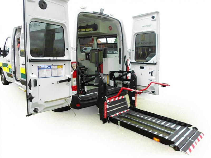 Accessibility Solutions Ambulance and PTS lifts
