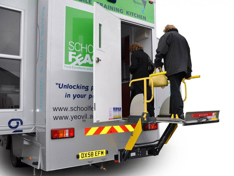 Accessibility Solutions Bespoke lifts