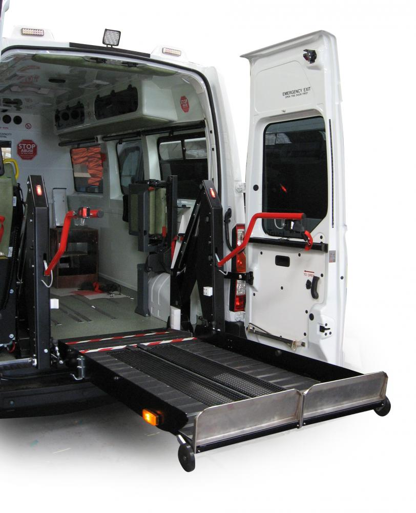 Bariatric Inboard Lift